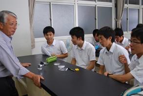理数教育推進授業